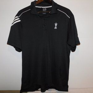 Adidas Climacool Golf Shirt Men''s Size Large